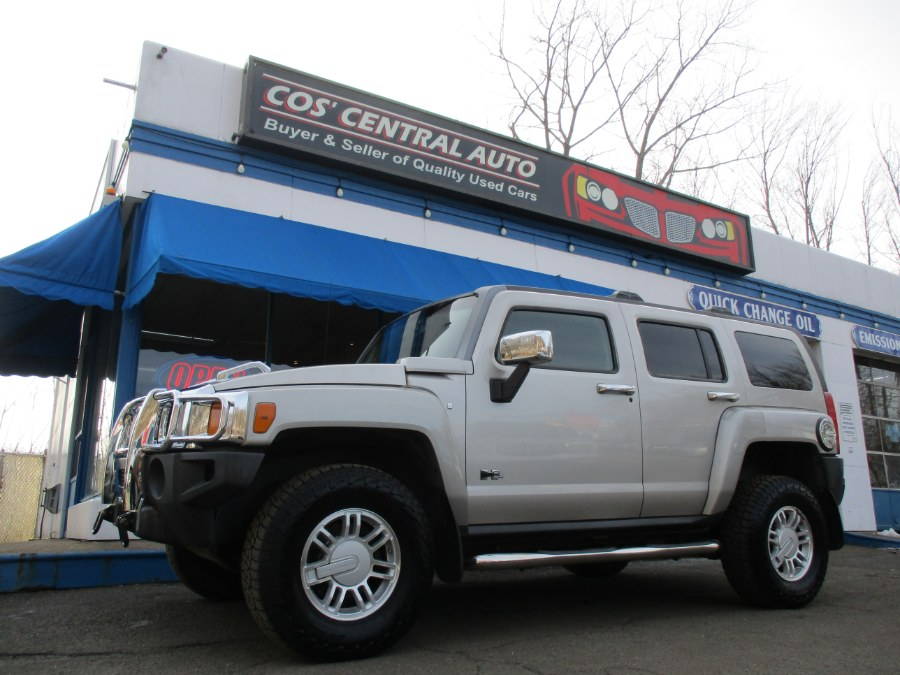 Used 2007 HUMMER H3 in Meriden, Connecticut   Cos Central Auto. Meriden, Connecticut