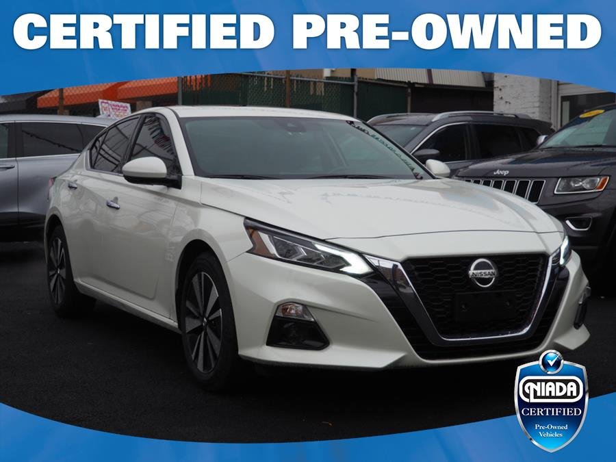 Used 2020 Nissan Altima in Jackson Heights, New York | Connection Auto Sales Inc.. Jackson Heights, New York