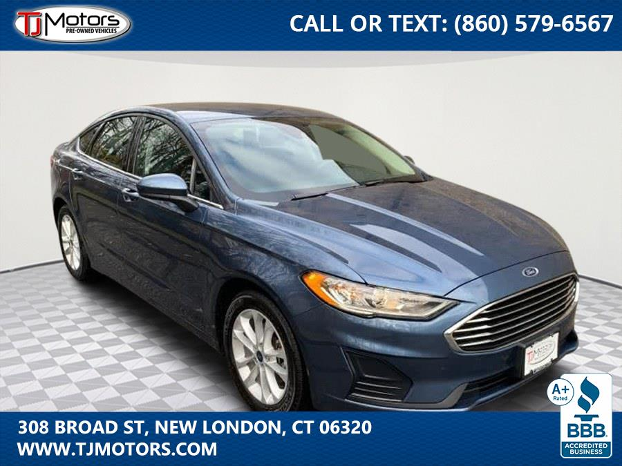 Used 2019 Ford Fusion in New London, Connecticut | TJ Motors. New London, Connecticut