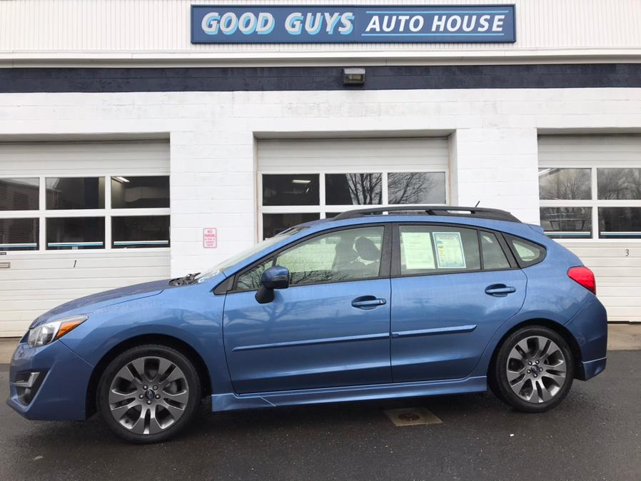 Used 2016 Subaru Impreza Wagon in Southington, Connecticut | Good Guys Auto House. Southington, Connecticut