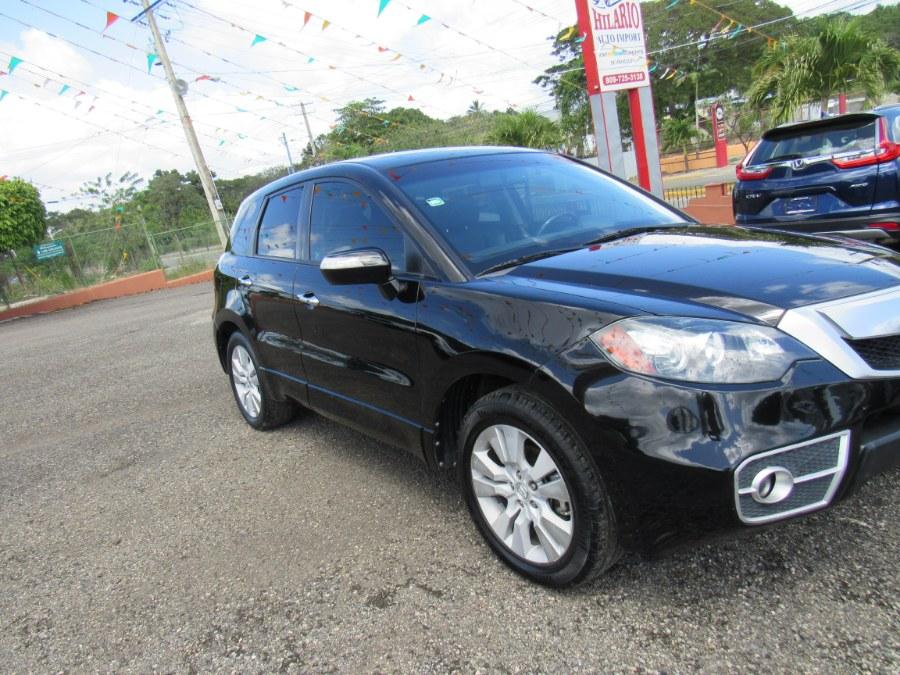 Used Acura RDX AWD 4dr 2010 | Hilario Auto Import. San Francisco de Macoris Rd, Dominican Republic