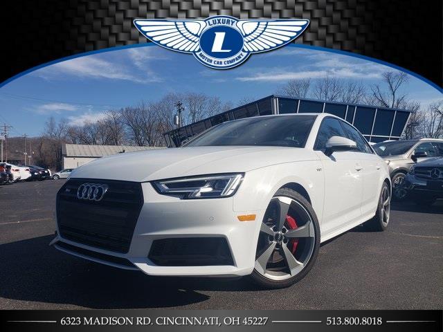 Used 2018 Audi S4 in Cincinnati, Ohio | Luxury Motor Car Company. Cincinnati, Ohio