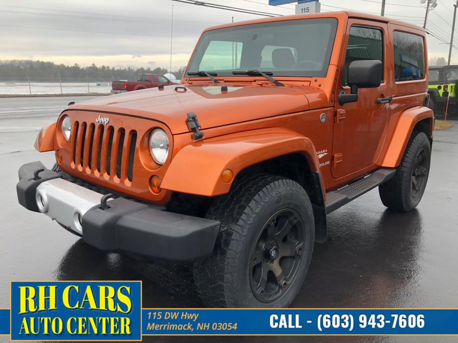 Used 2011 Jeep Wrangler in Merrimack, New Hampshire | RH Cars LLC. Merrimack, New Hampshire