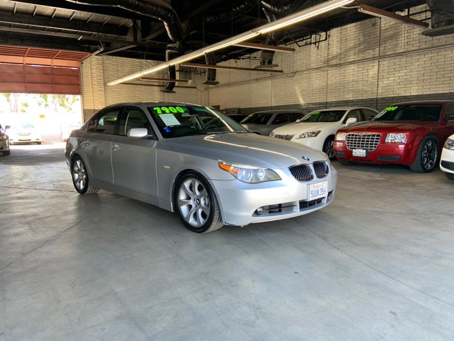 Used BMW 5 Series 4dr Sdn 550i RWD 2007 | U Save Auto Auction. Garden Grove, California