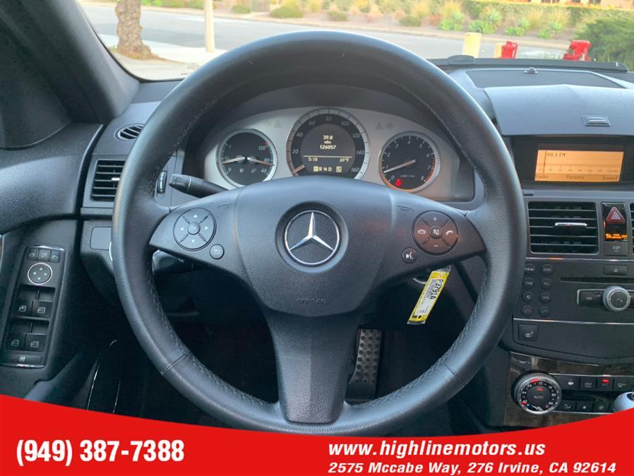 Used Mercedes-Benz C 350 AMG Package 4dr Sdn 3.5L Sport RWD 2008   High Line Motors LLC. Irvine, California