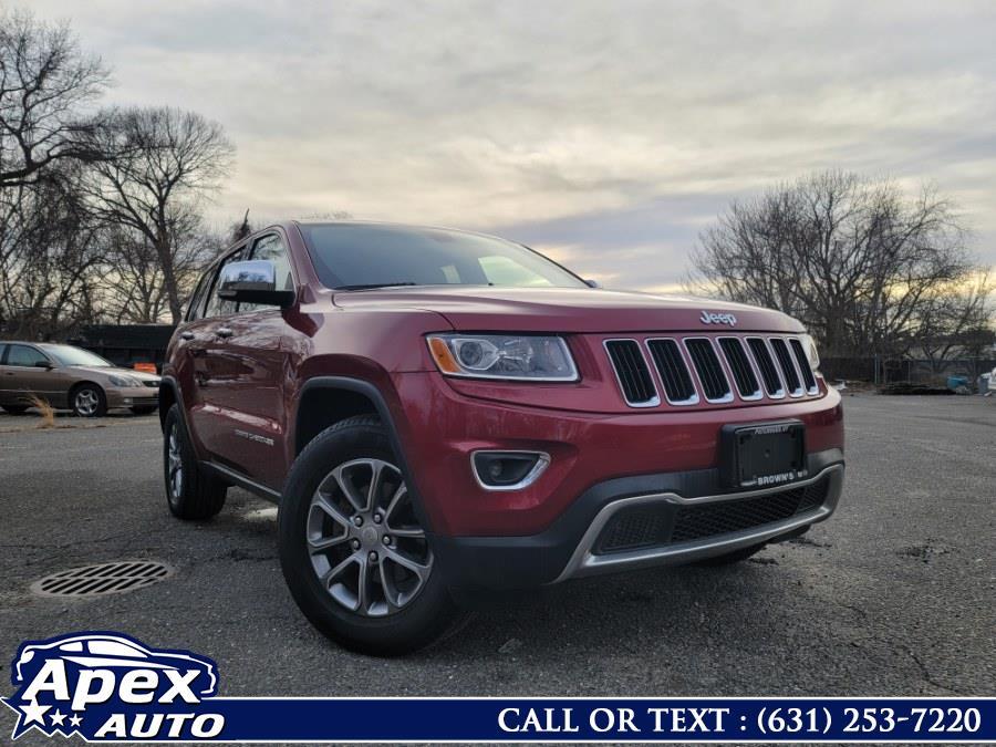 Used 2014 Jeep Grand Cherokee in Selden, New York | Apex Auto. Selden, New York