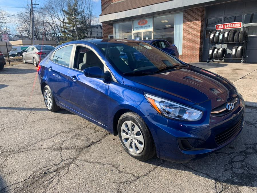 Used Hyundai Accent SE Sedan Auto 2017 | Safe Used Auto Sales LLC. Danbury, Connecticut