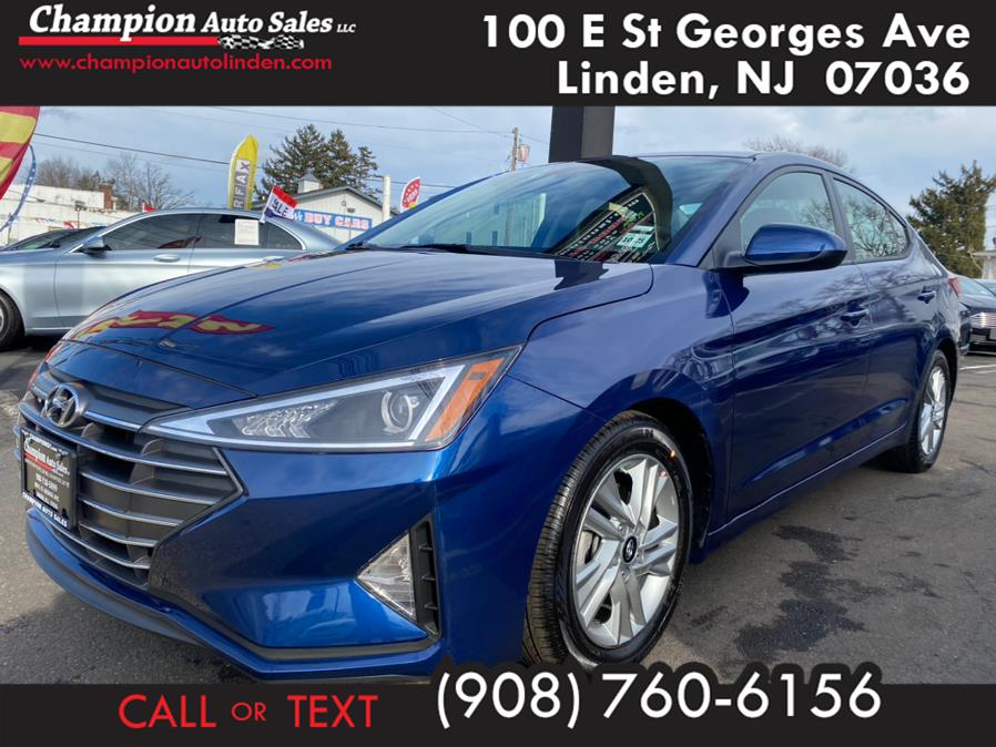 Used 2020 Hyundai Elantra in Linden, New Jersey | Champion Used Auto Sales. Linden, New Jersey