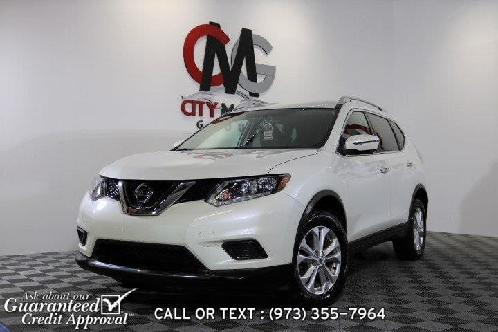 Used 2016 Nissan Rogue in Haskell, New Jersey | City Motor Group Inc.. Haskell, New Jersey
