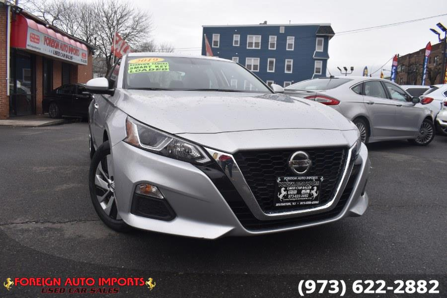 Used 2019 Nissan Altima in Irvington, New Jersey | Foreign Auto Imports. Irvington, New Jersey