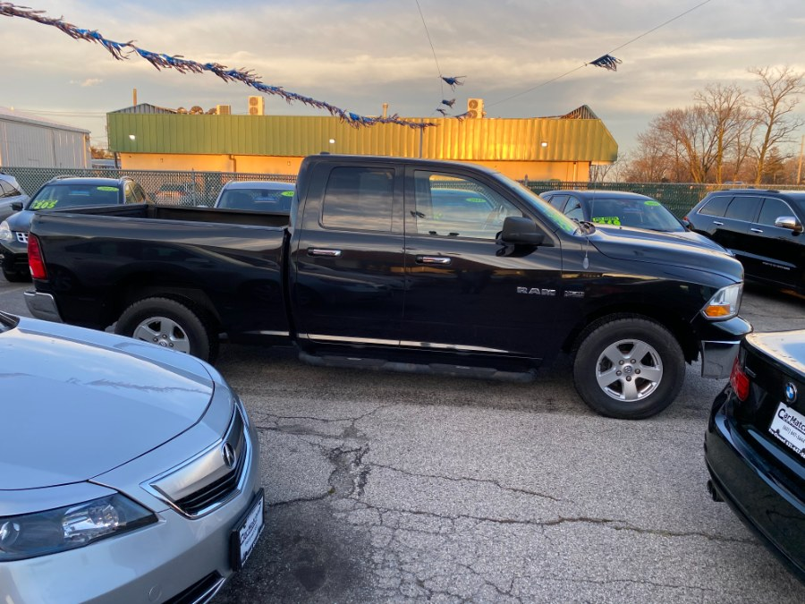 "Used Dodge Ram 1500 4WD Quad Cab 140.5"" SLT 2010 