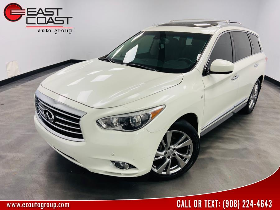 Used 2015 INFINITI QX60 in Linden, New Jersey | East Coast Auto Group. Linden, New Jersey