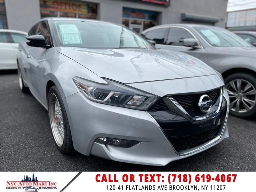 Used 2018 Nissan Maxima in Brooklyn, New York | NYC Automart Inc. Brooklyn, New York