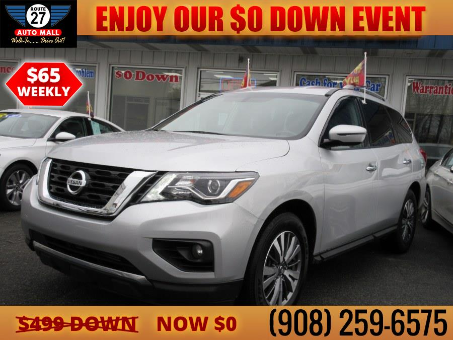 Used 2020 Nissan Pathfinder in Linden, New Jersey | Route 27 Auto Mall. Linden, New Jersey
