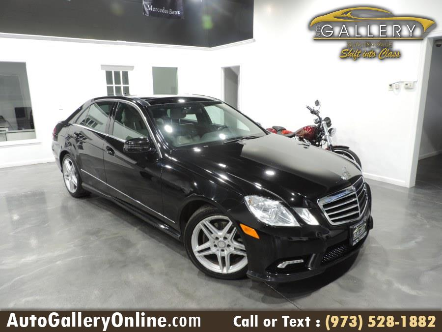 Used 2011 Mercedes-Benz E-Class in Lodi, New Jersey | Auto Gallery. Lodi, New Jersey