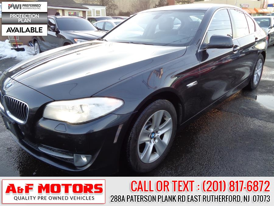 Used BMW 5 Series 4dr Sdn 528i xDrive AWD 2013 | A&F Motors LLC. East Rutherford, New Jersey