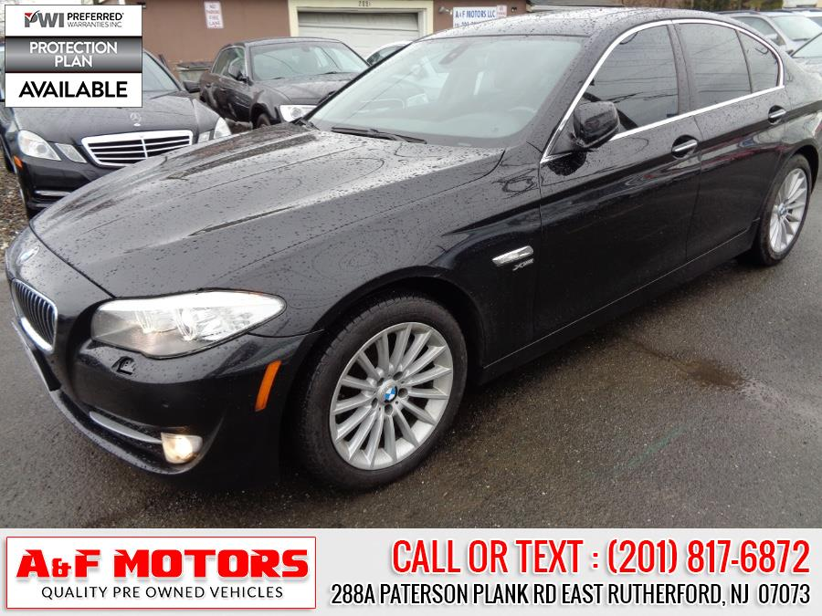 Used BMW 5 Series 4dr Sdn 535i xDrive AWD 2011 | A&F Motors LLC. East Rutherford, New Jersey