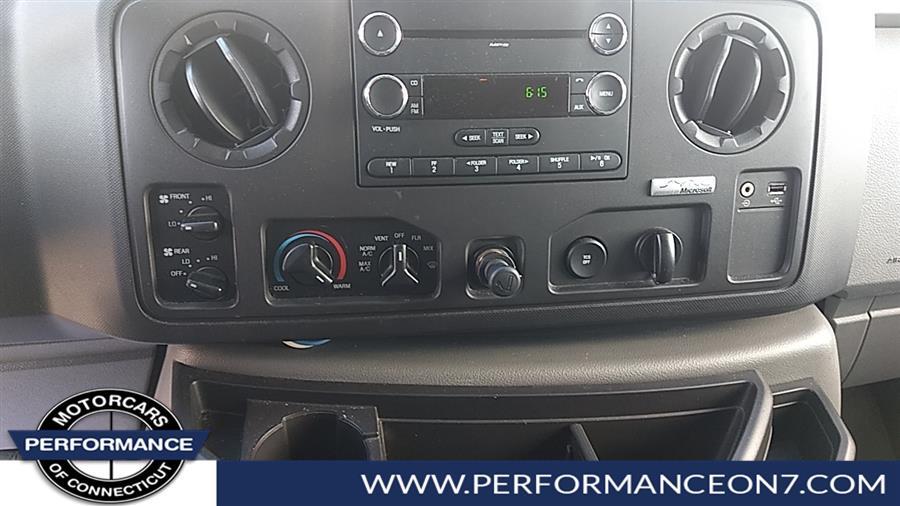 Used Ford Econoline Cargo Van E-250 Recreational 2011 | Performance Motor Cars. Wilton, Connecticut