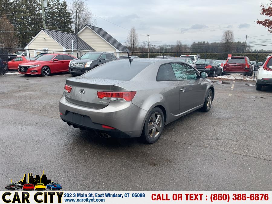 Used Kia Forte Koup 2dr Cpe Auto EX 2010 | Car City LLC. East Windsor, Connecticut