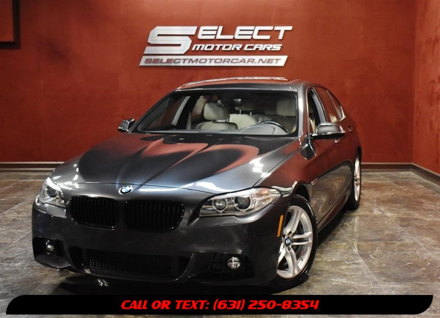 Used 2015 BMW 5 Series in Deer Park, New York | Select Motor Cars. Deer Park, New York