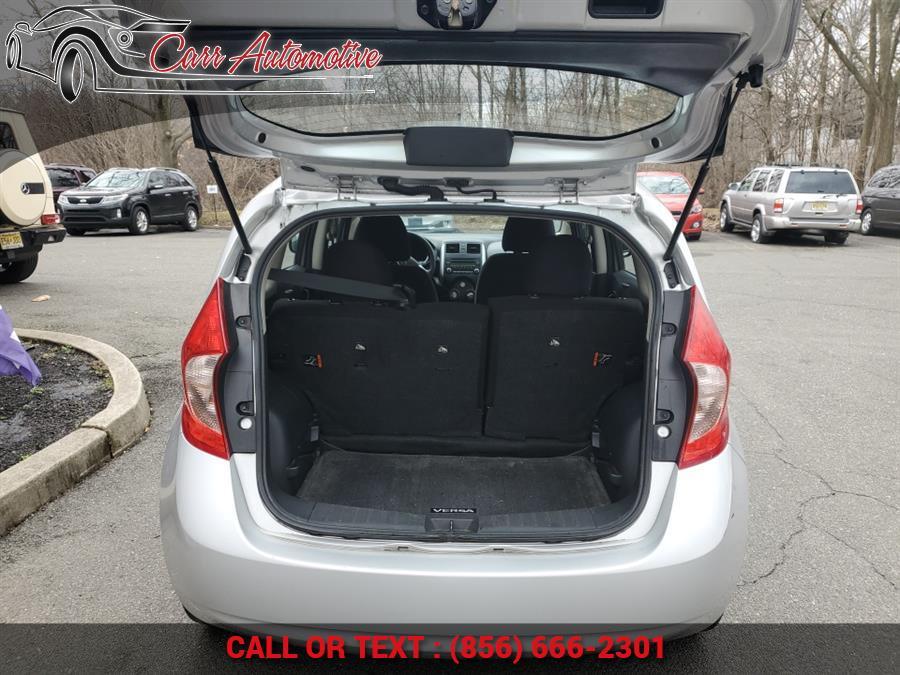 Used Nissan Versa Note 5dr HB CVT 1.6 SV 2014 | Carr Automotive. Delran, New Jersey