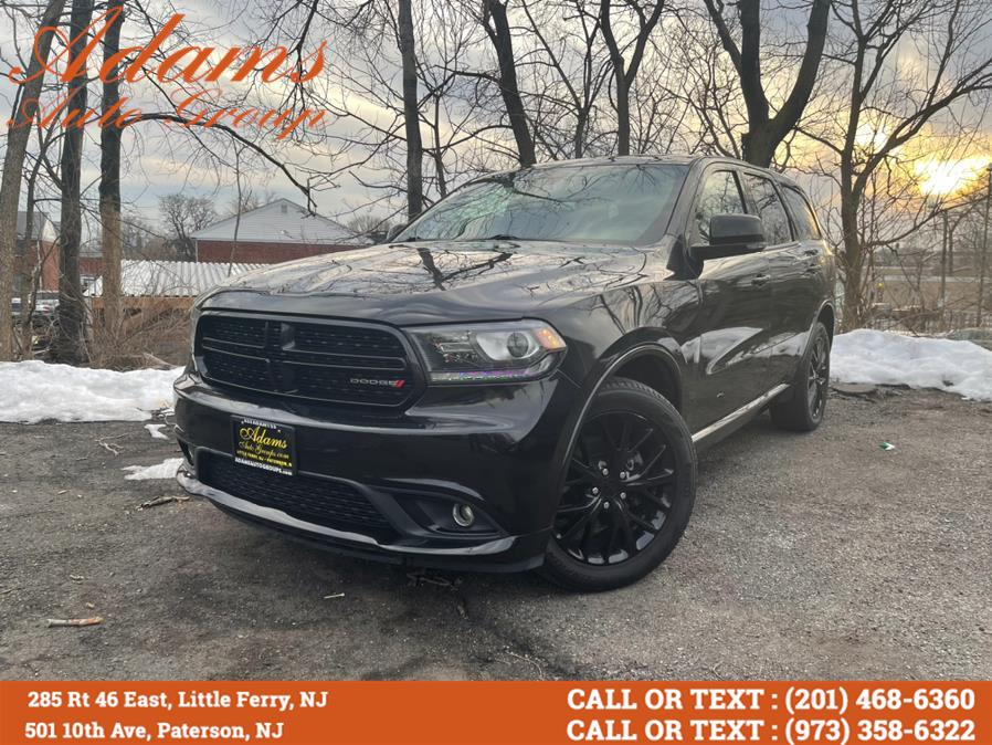 Used 2015 Dodge Durango in Paterson, New Jersey   Adams Auto Group. Paterson, New Jersey