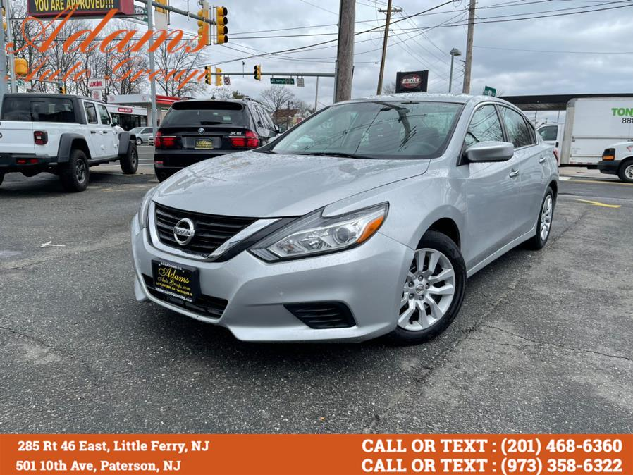Used 2017 Nissan Altima in Paterson, New Jersey   Adams Auto Group. Paterson, New Jersey