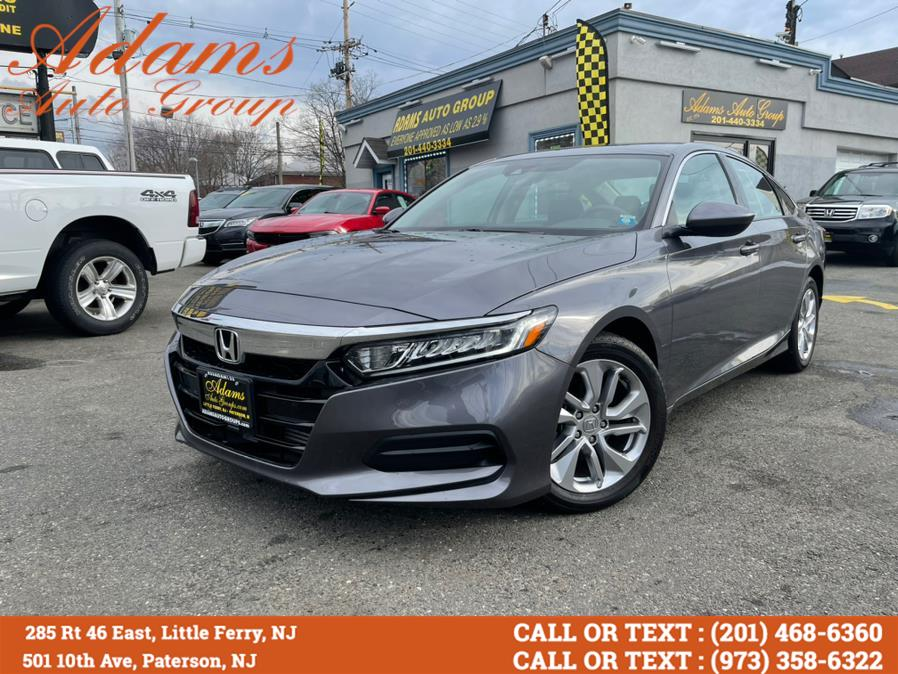 Used 2019 Honda Accord Sedan in Paterson, New Jersey   Adams Auto Group. Paterson, New Jersey