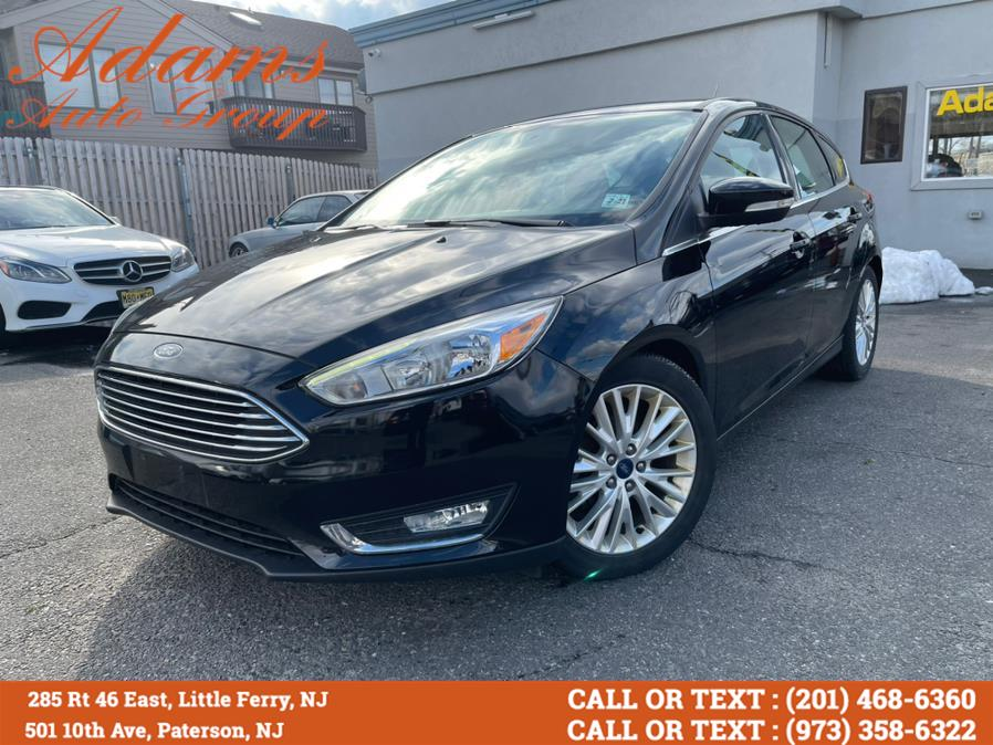 Used 2016 Ford Focus in Paterson, New Jersey   Adams Auto Group. Paterson, New Jersey