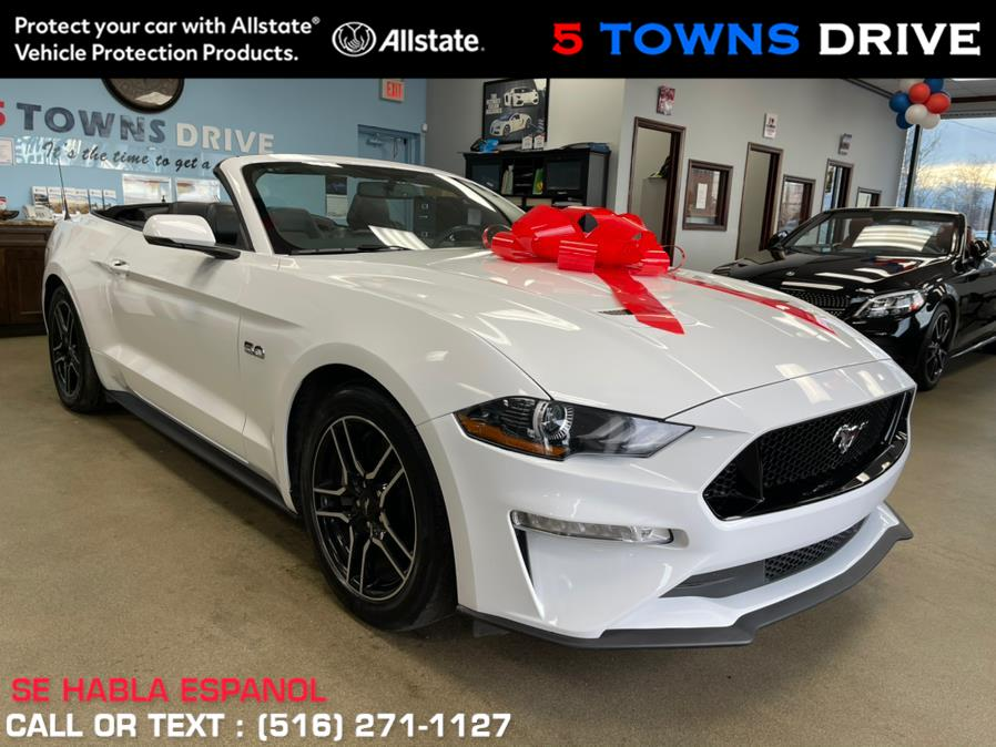 Used Ford Mustang 5.0 GT GT Premium Convertible 2019 | 5 Towns Drive. Inwood, New York