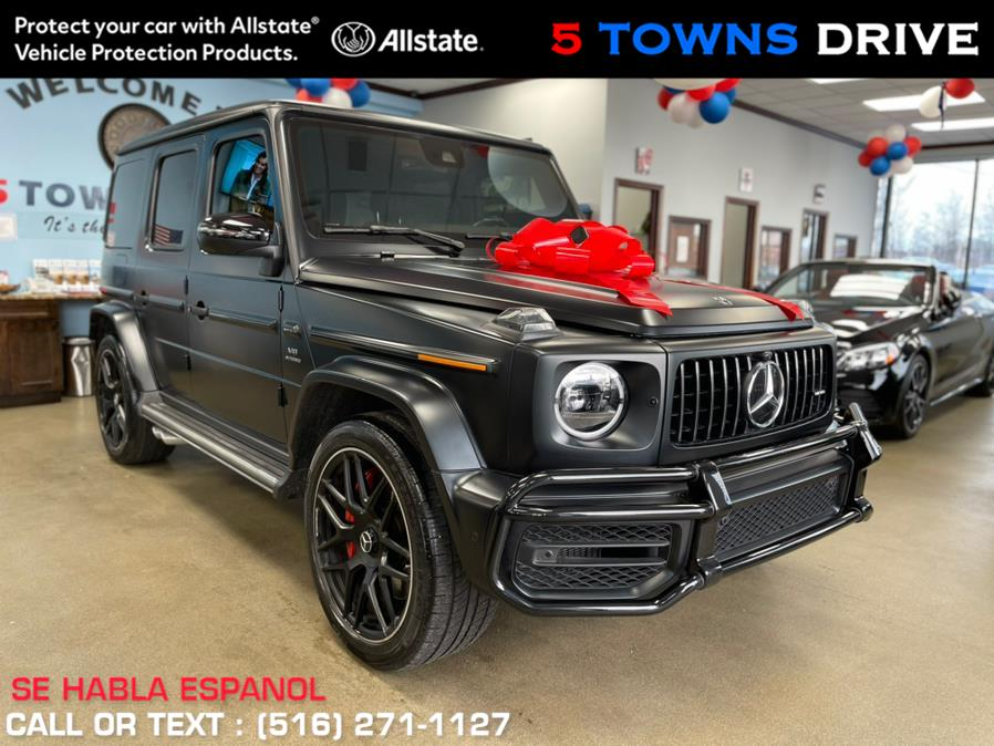 Used Mercedes-Benz G-Class AMG AMG G 63 4MATIC SUV 2020 | 5 Towns Drive. Inwood, New York