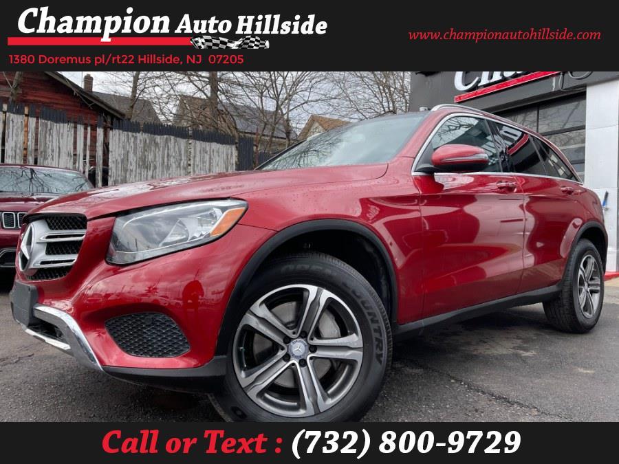 Used 2016 Mercedes-Benz GLC in Hillside, New Jersey | Champion Auto Hillside. Hillside, New Jersey
