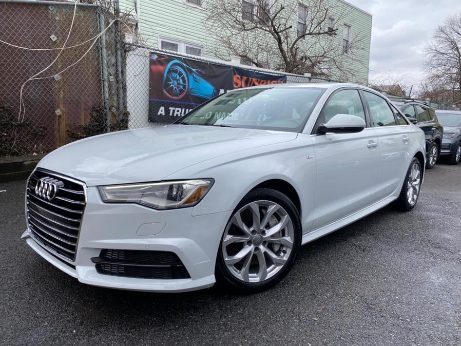 Used 2017 Audi A6 in Jamaica, New York | Sunrise Autoland. Jamaica, New York