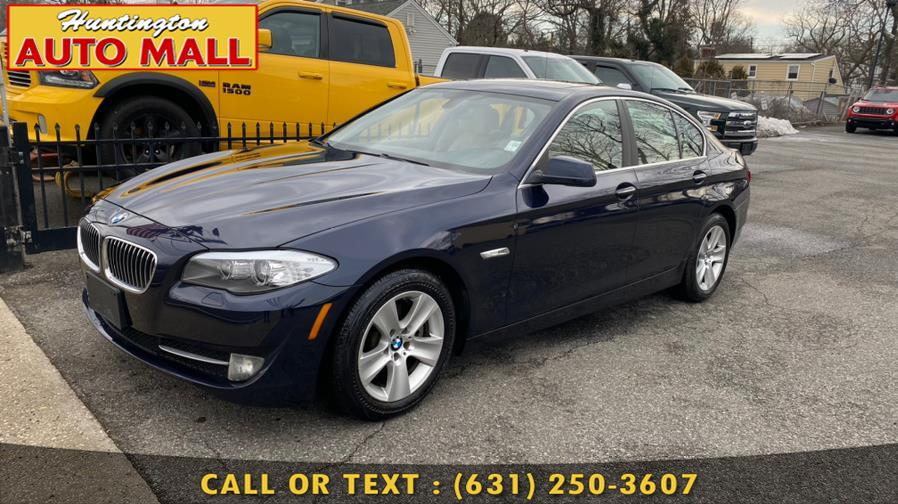 Used BMW 5 Series 4dr Sdn 528i xDrive AWD 2013 | Huntington Auto Mall. Huntington Station, New York