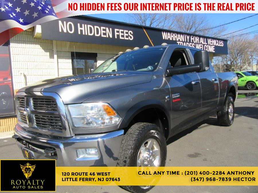 Used 2010 Dodge Ram 2500 in Little Ferry, New Jersey | Royalty Auto Sales. Little Ferry, New Jersey