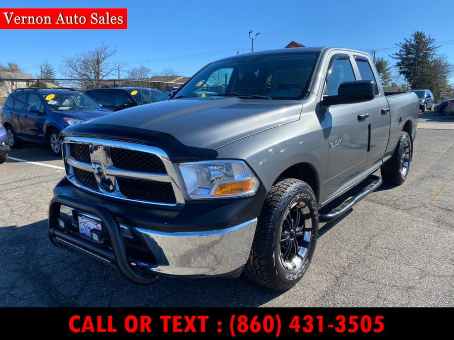 Used 2009 Dodge Ram 1500 in Manchester, Connecticut | Vernon Auto Sale & Service. Manchester, Connecticut
