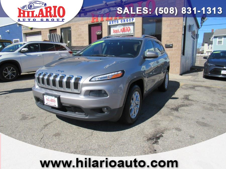 Used 2015 Jeep Cherokee in Worcester, Massachusetts | Hilario's Auto Sales Inc.. Worcester, Massachusetts
