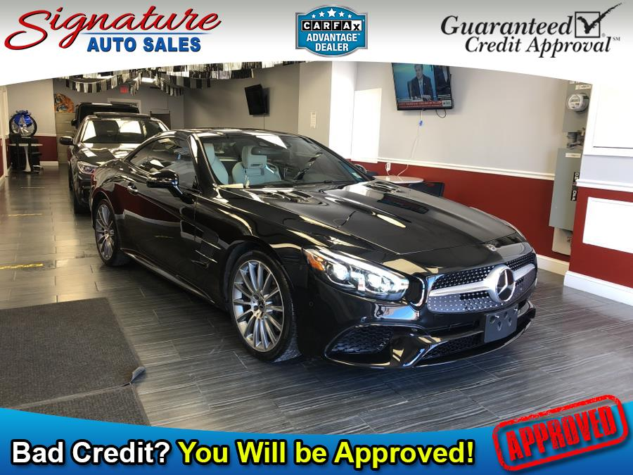 Used 2019 Mercedes-Benz SL in Franklin Square, New York | Signature Auto Sales. Franklin Square, New York