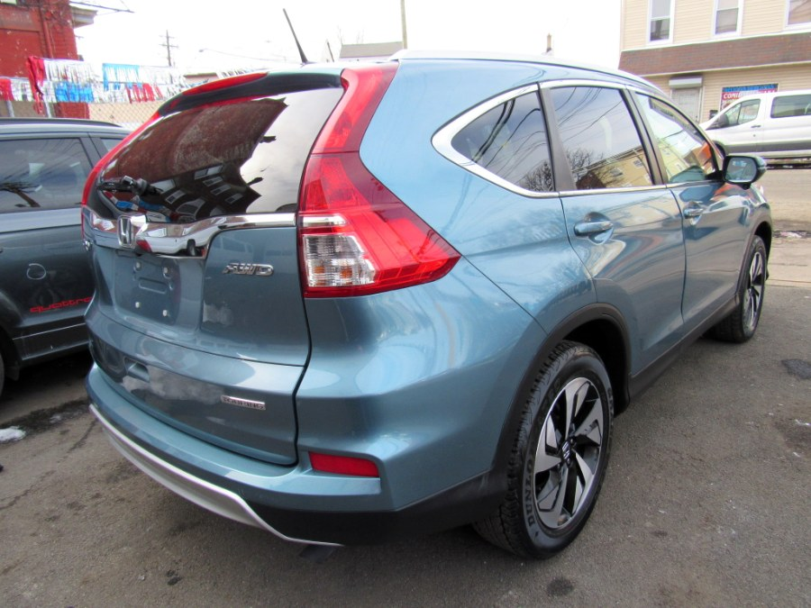Used Honda CR-V AWD 5dr Touring 2016 | MFG Prestige Auto Group. Paterson, New Jersey