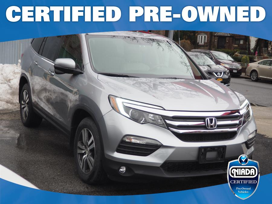 Used 2017 Honda Pilot in Jackson Heights, New York | Connection Auto Sales Inc.. Jackson Heights, New York
