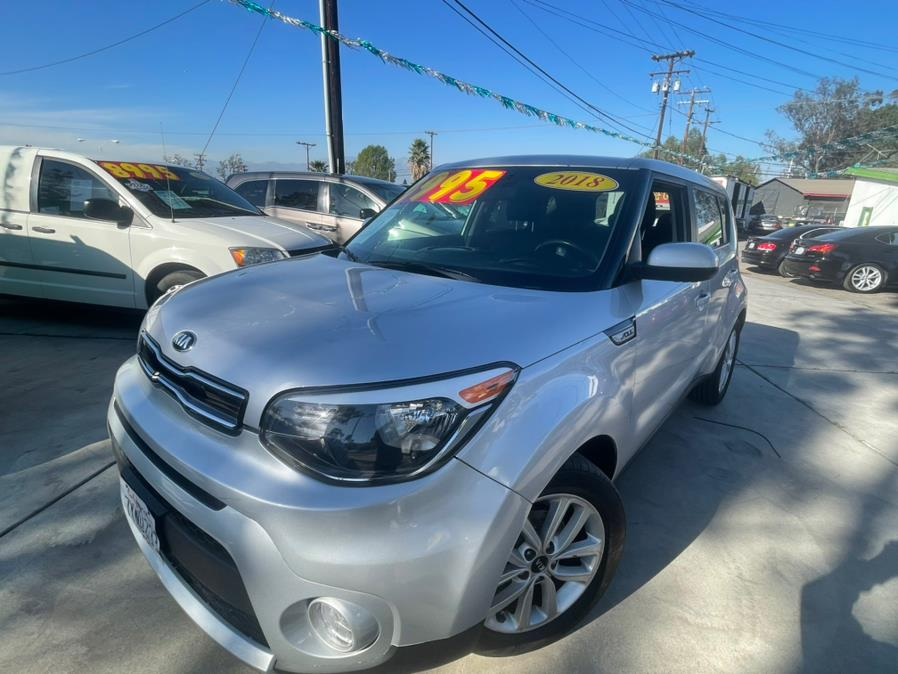 Used 2018 Kia Soul in Corona, California | Green Light Auto. Corona, California