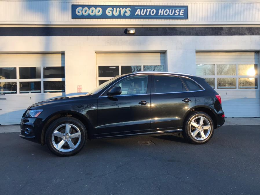 Used Audi Q5 quattro 4dr 3.2L Premium Plus 2012 | Good Guys Auto House. Southington, Connecticut