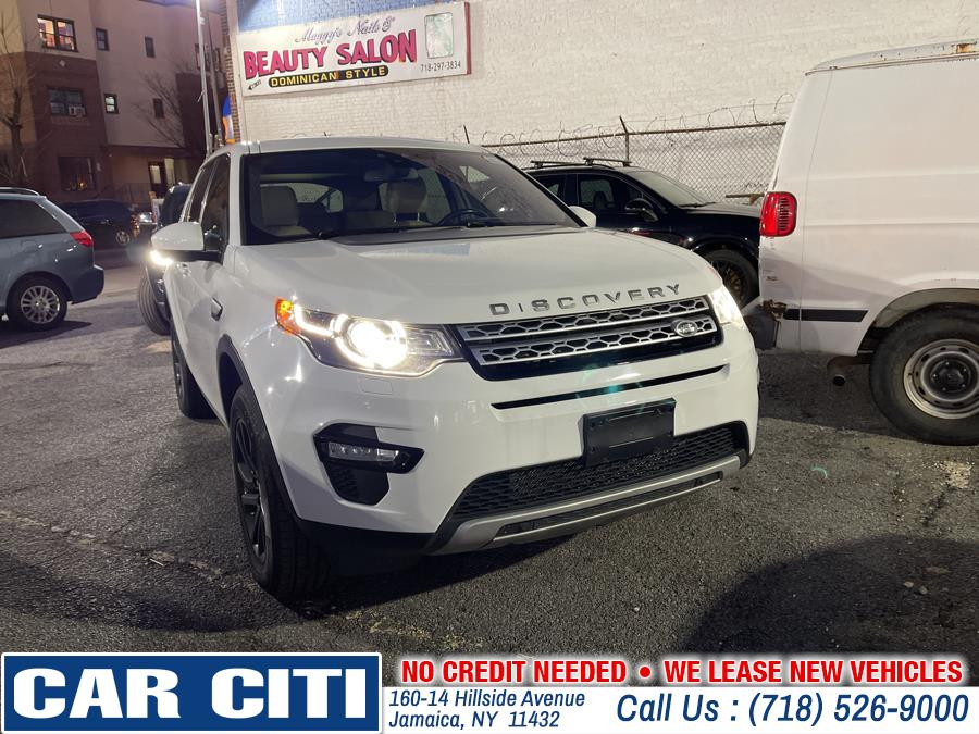 Used 2016 Land Rover Discovery Sport in Jamaica, New York | Car Citi. Jamaica, New York