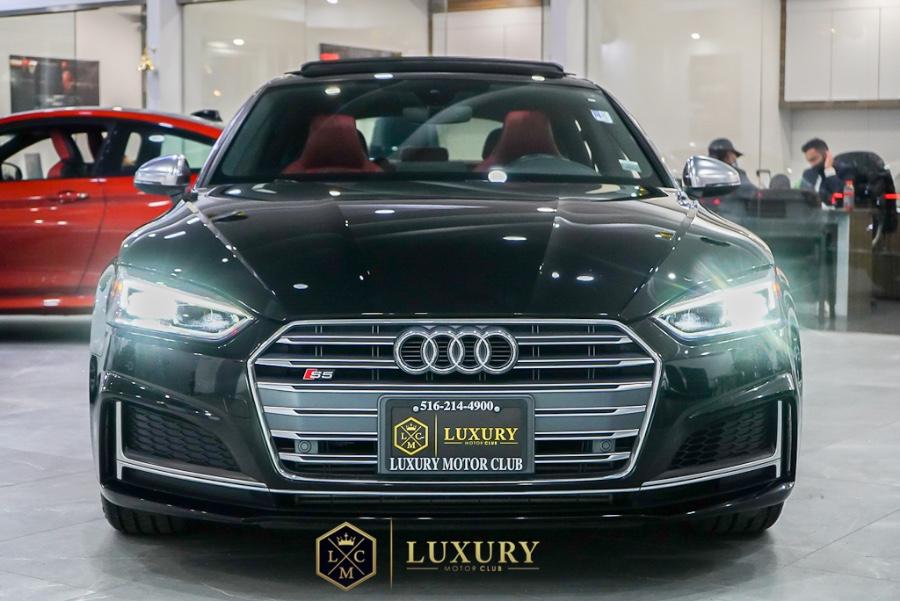 Used Audi S5 Sportback 3.0 TFSI Premium Plus 2018   Luxury Motor Club. Franklin Square, New York