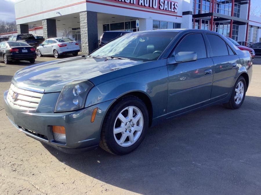 Used 2006 Cadillac CTS in Ortonville, Michigan   Marsh Auto Sales LLC. Ortonville, Michigan