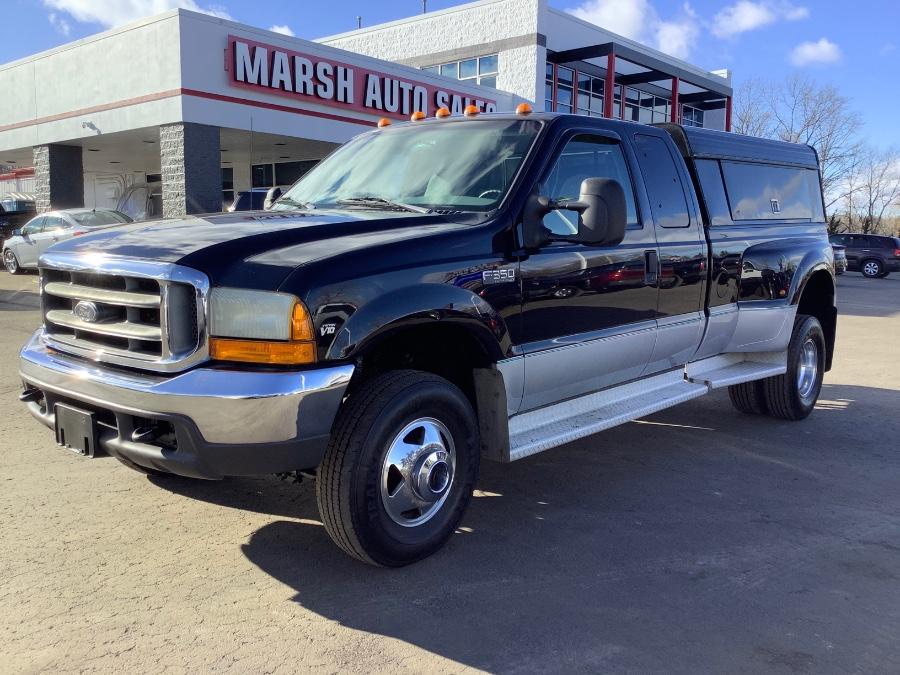 Used 1999 Ford Super Duty F-350 DRW in Ortonville, Michigan | Marsh Auto Sales LLC. Ortonville, Michigan