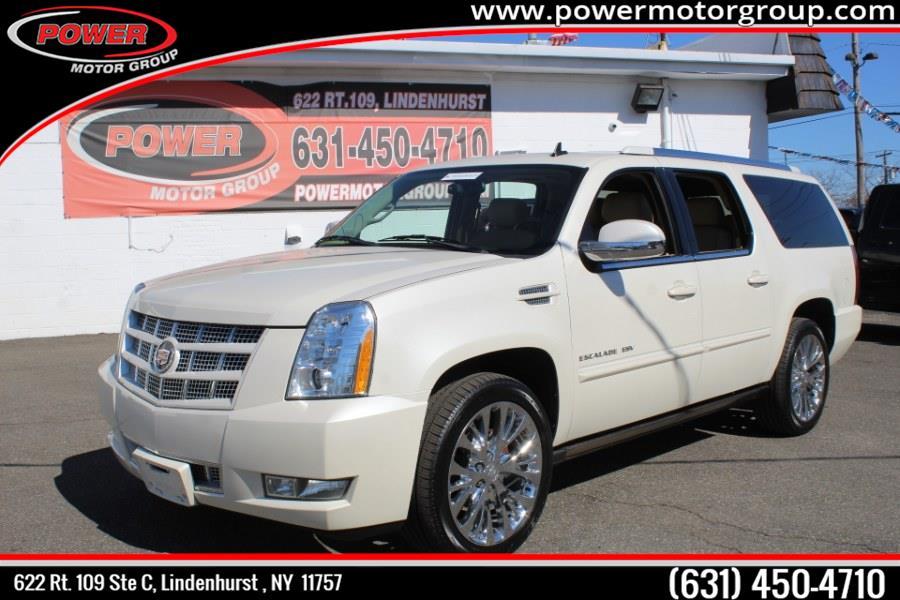 Used 2014 Cadillac Escalade ESV in Lindenhurst , New York | Power Motor Group. Lindenhurst , New York