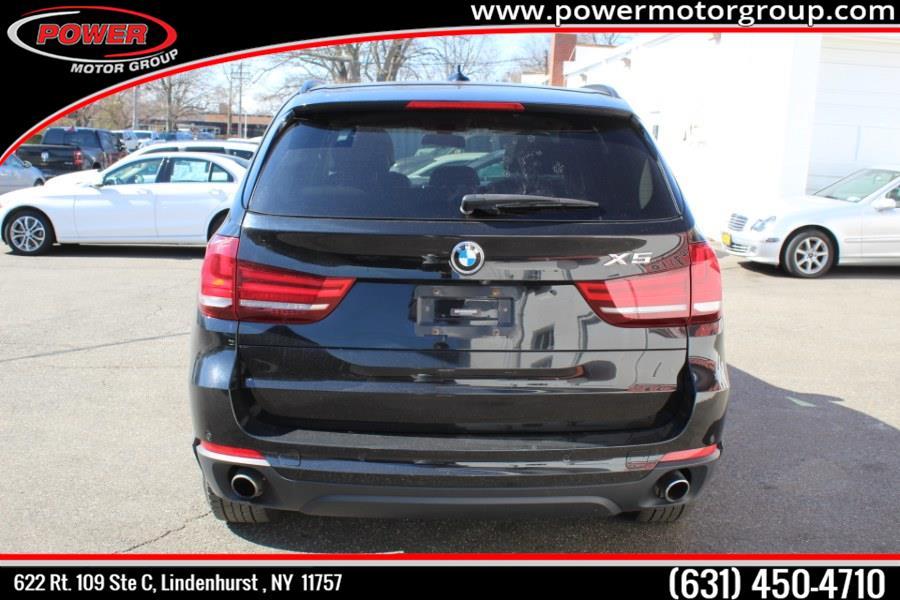 Used BMW X5 AWD 4dr xDrive35i 2016 | Power Motor Group. Lindenhurst , New York