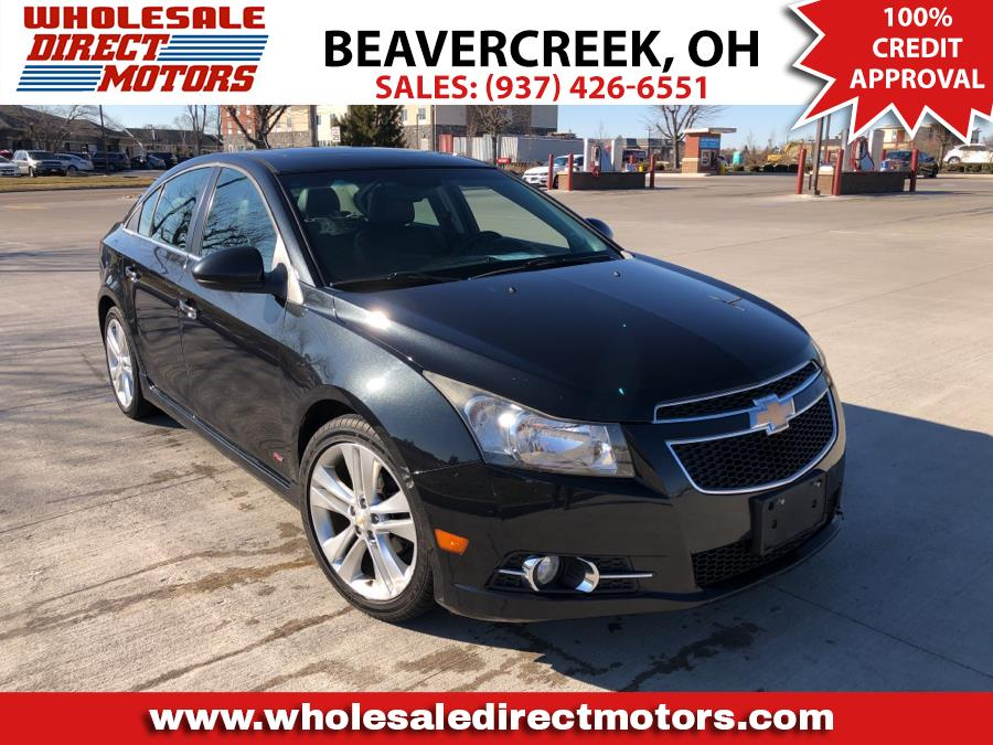 Used 2011 Chevrolet Cruze in Beavercreek, Ohio | Wholesale Direct Motors. Beavercreek, Ohio
