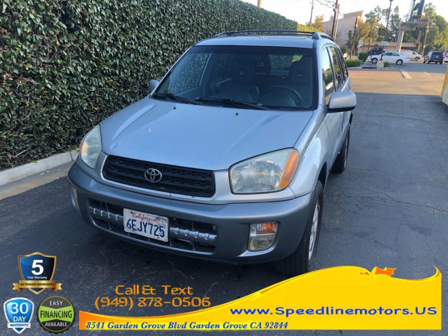 Used 2001 Toyota RAV4 in Garden Grove, California | Speedline Motors. Garden Grove, California
